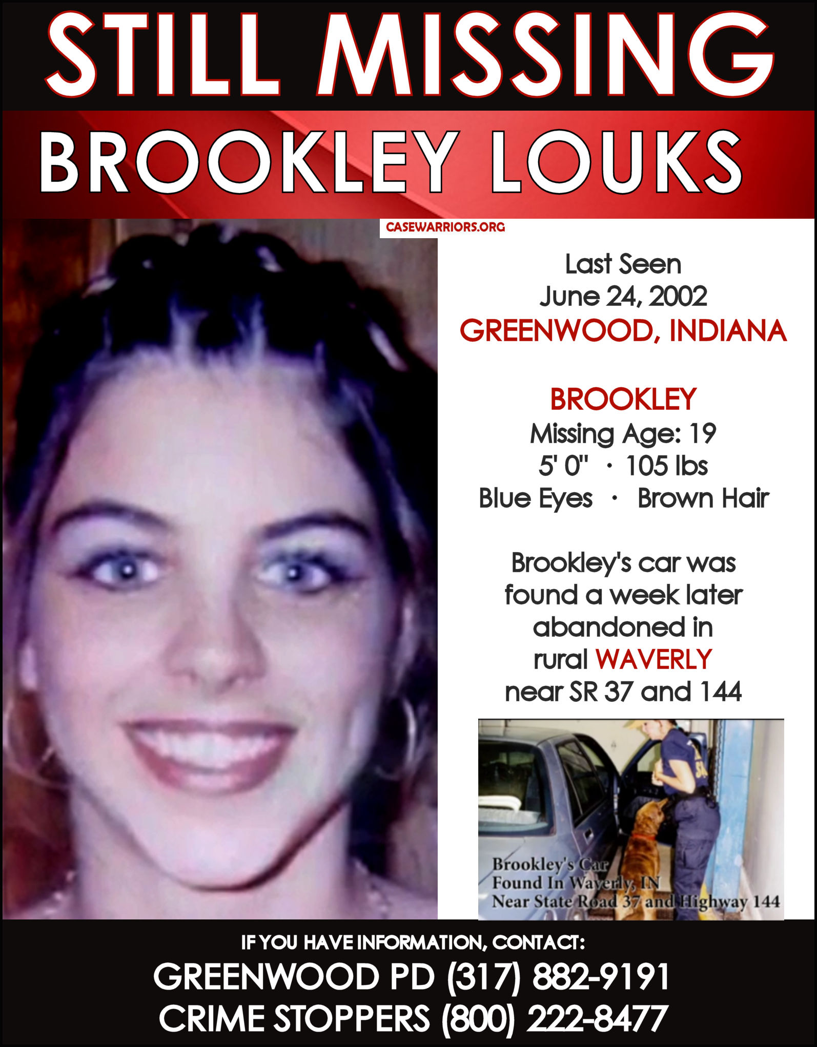 BROOKLEY LOUKS