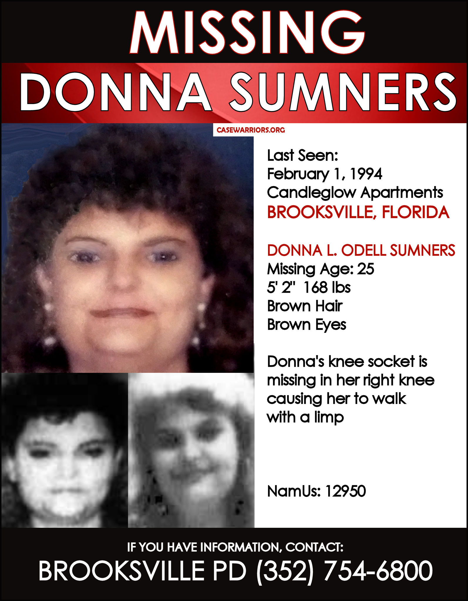 DONNA SUMNERS