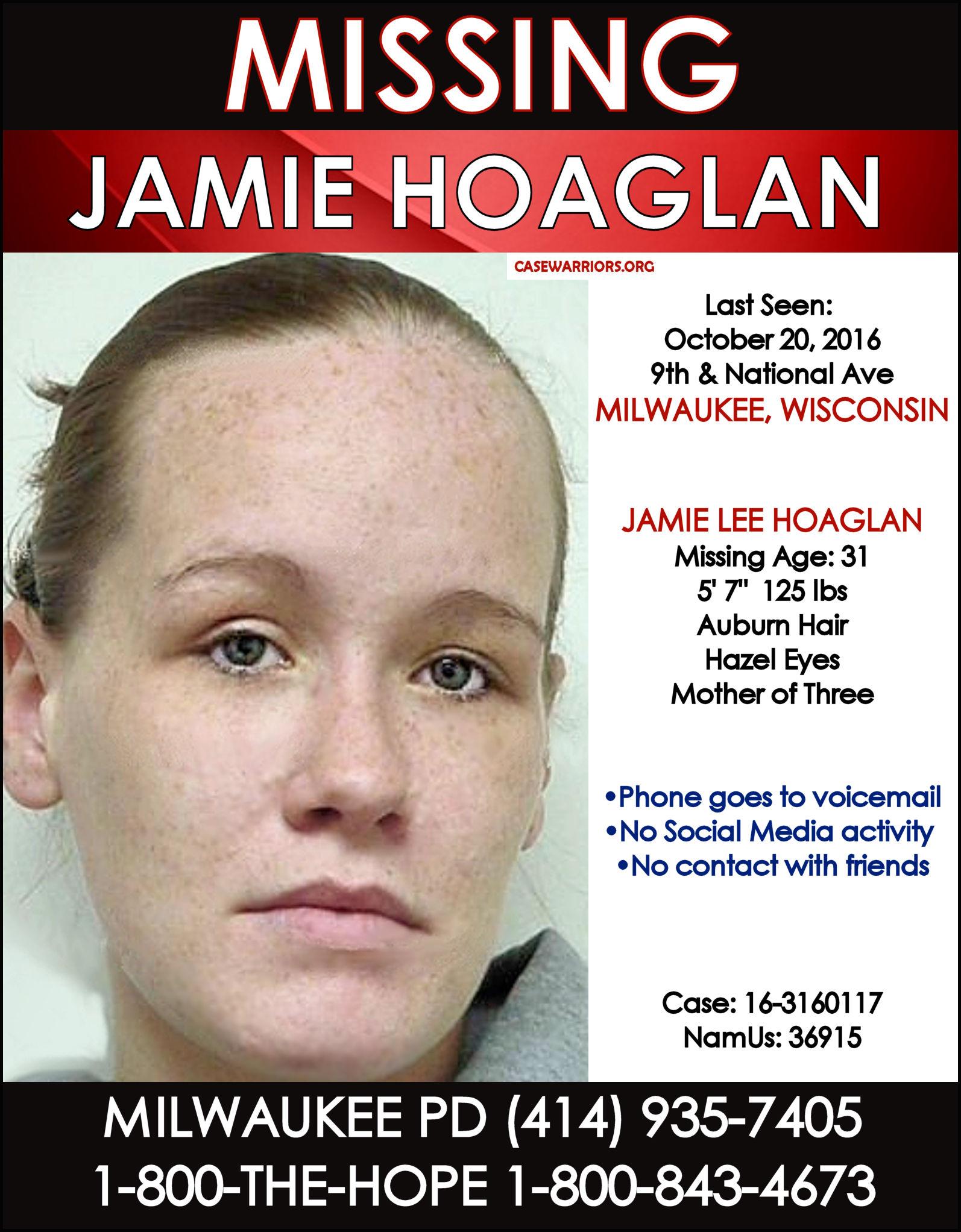 JAMIE HOAGLAN