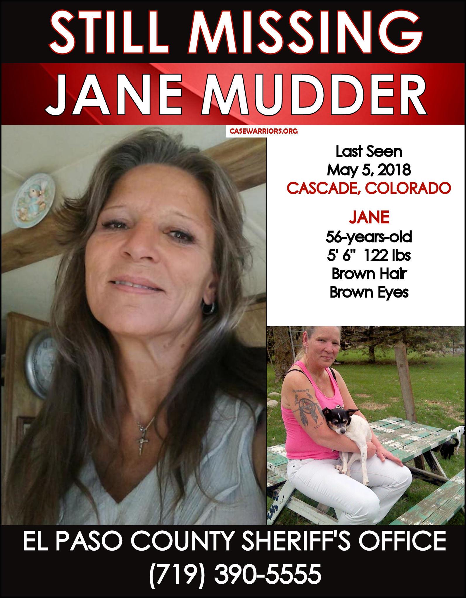JANE MUDDER