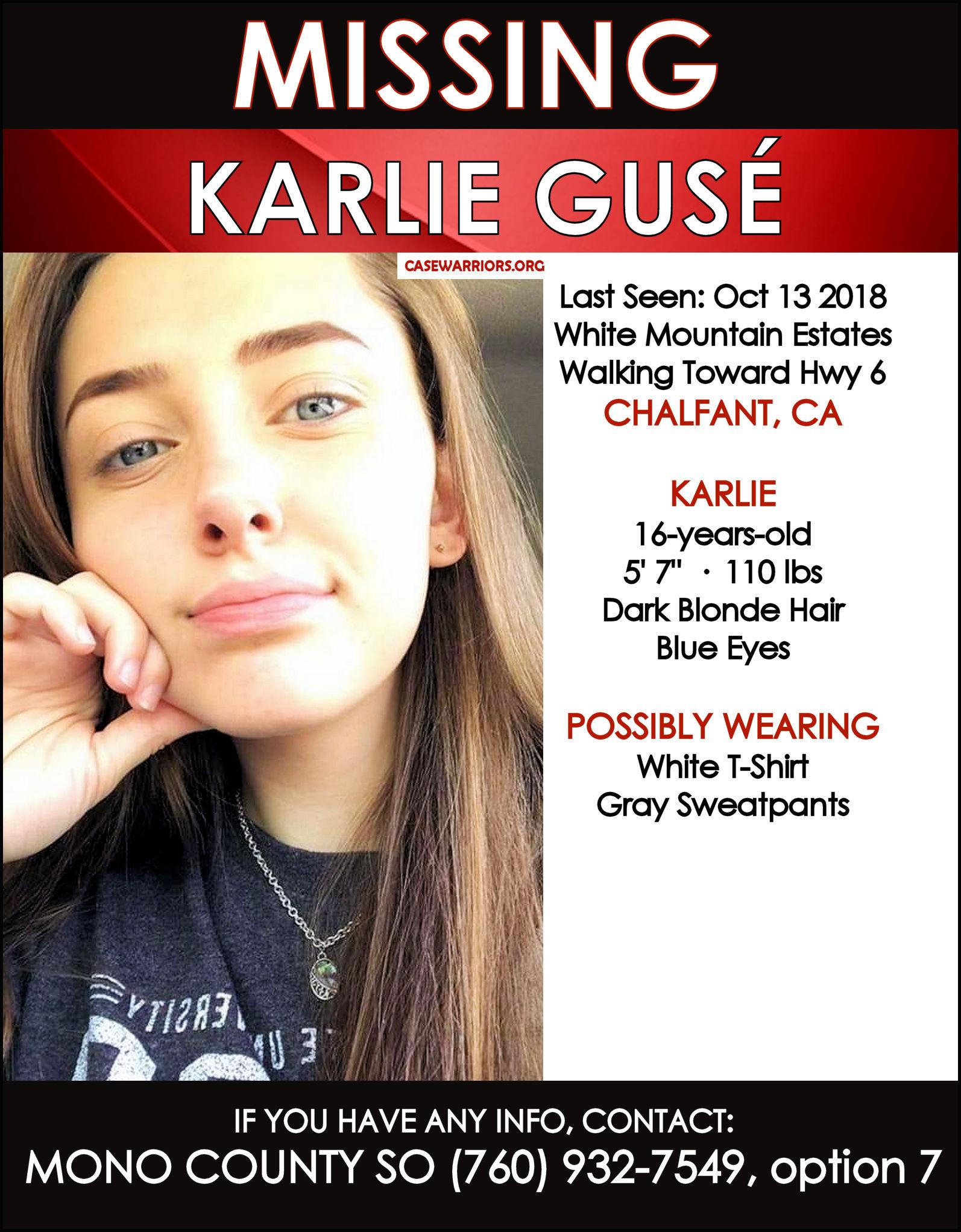 KARLIE GUSE