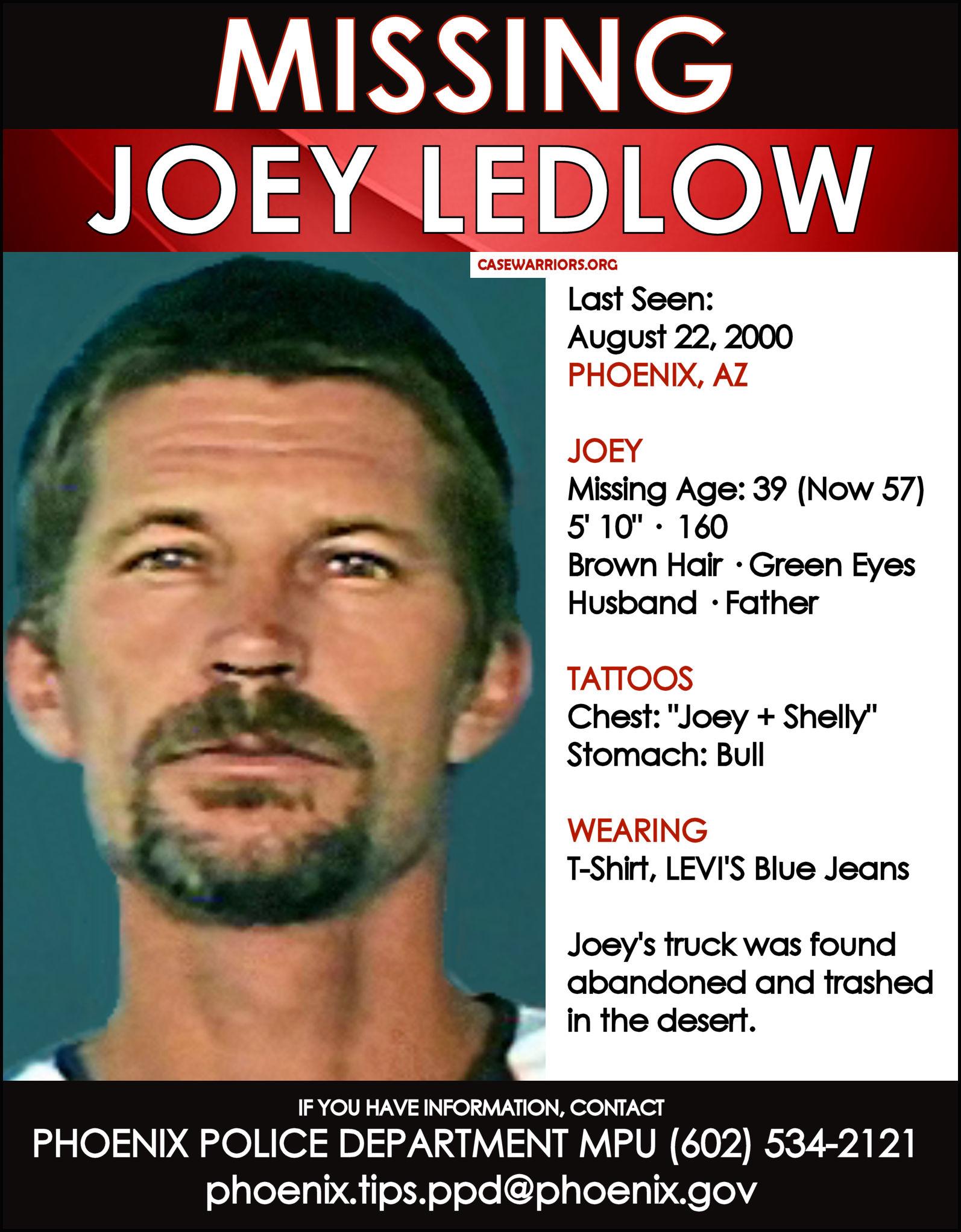 JOEY LEDLOW