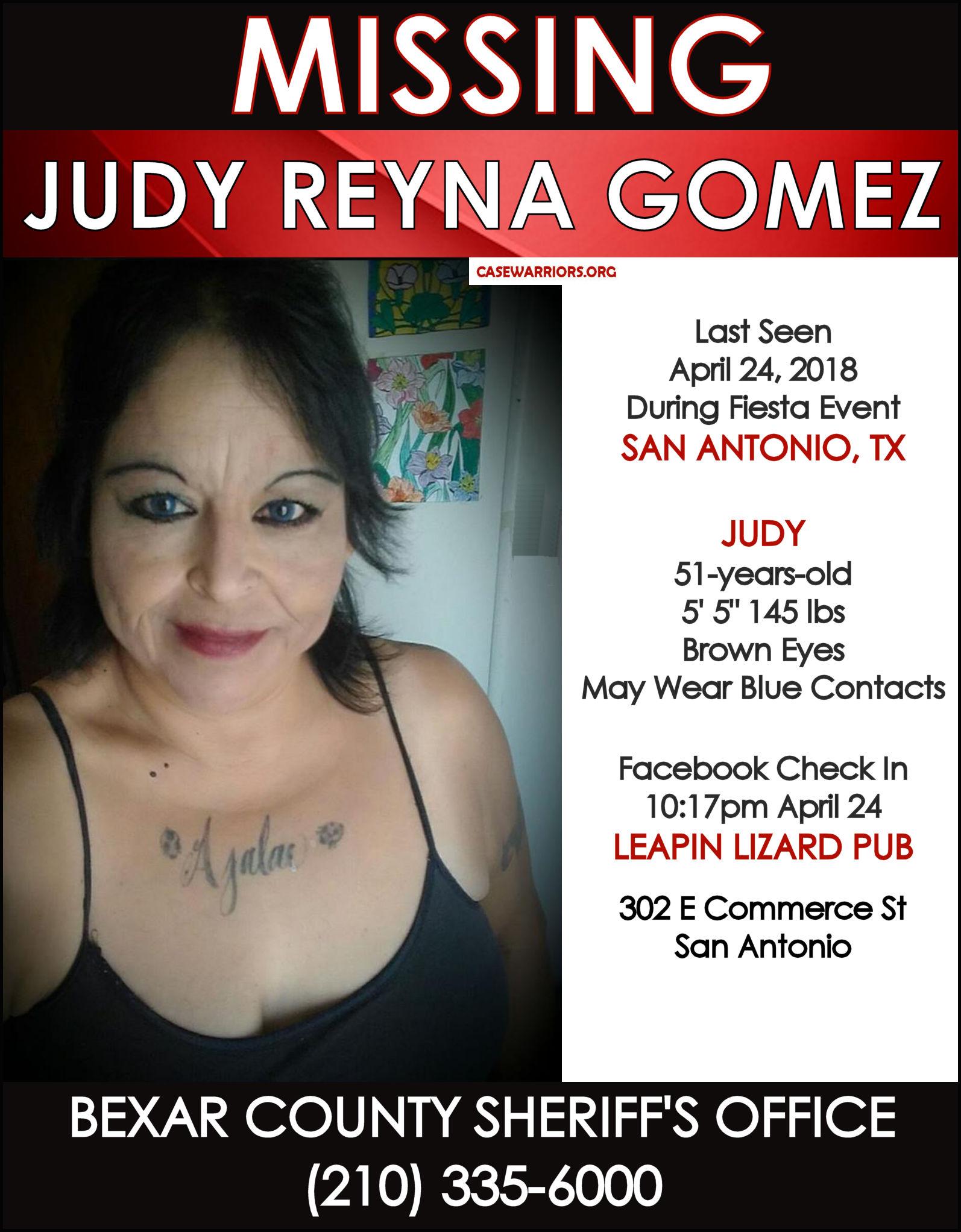 JUDY REYNA GOMEZ