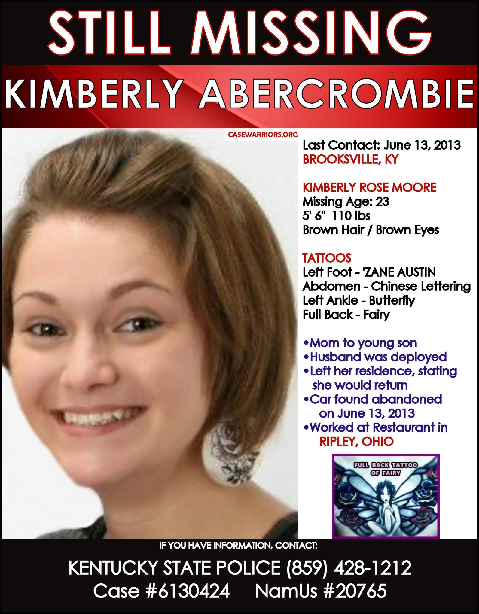KIMBERLY ABERCROMBIE