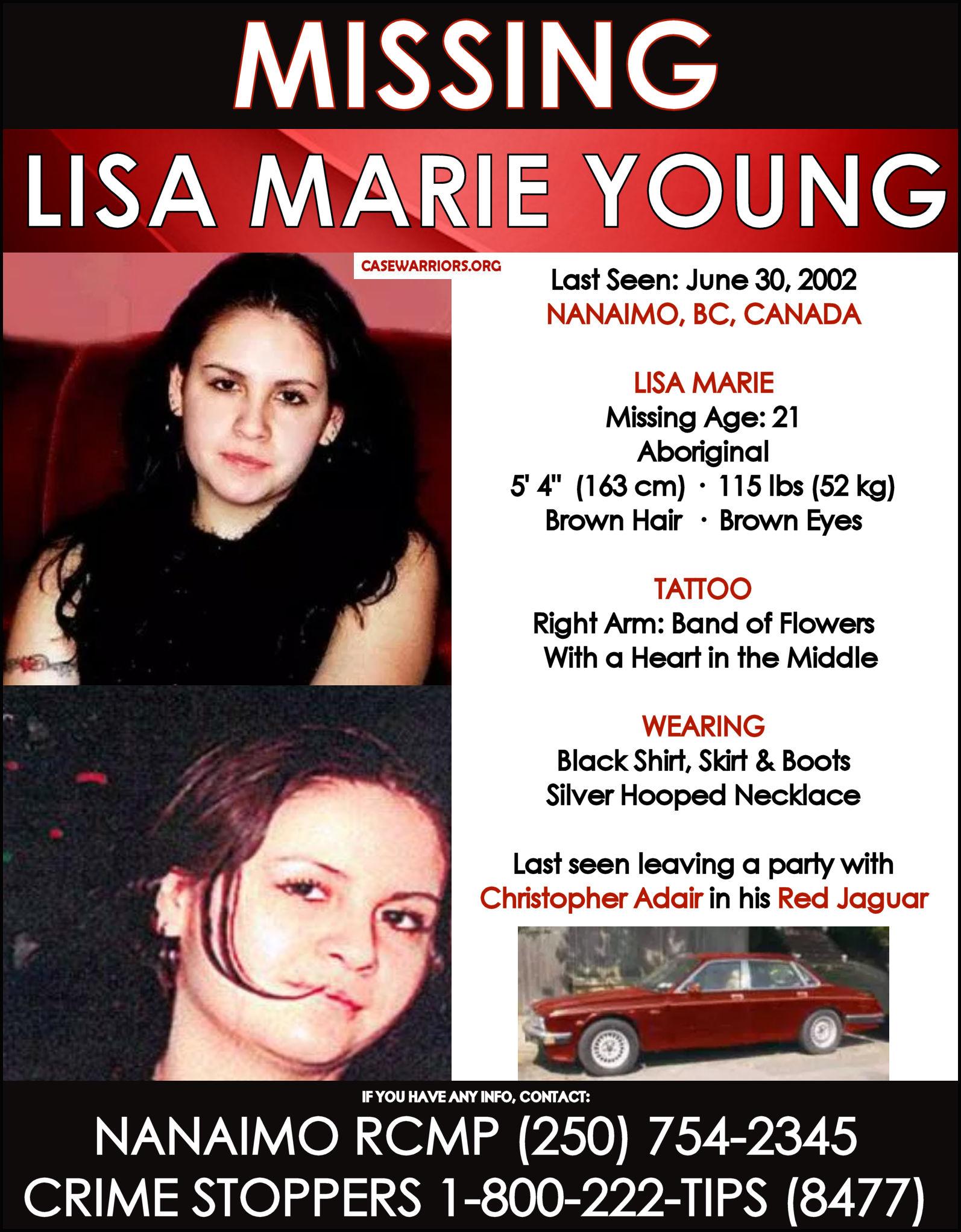 LISA YOUNG
