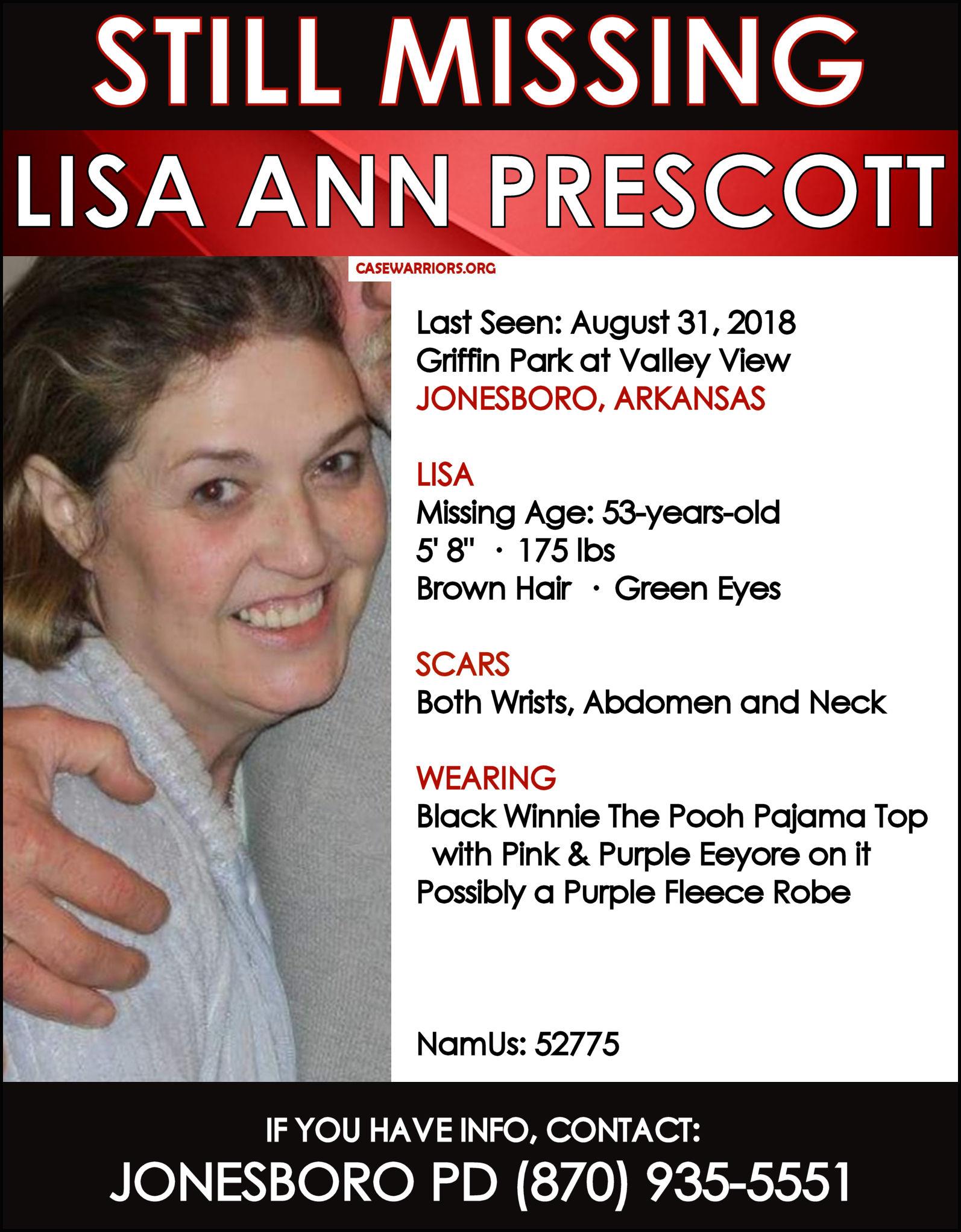 LISA PRESCOTT