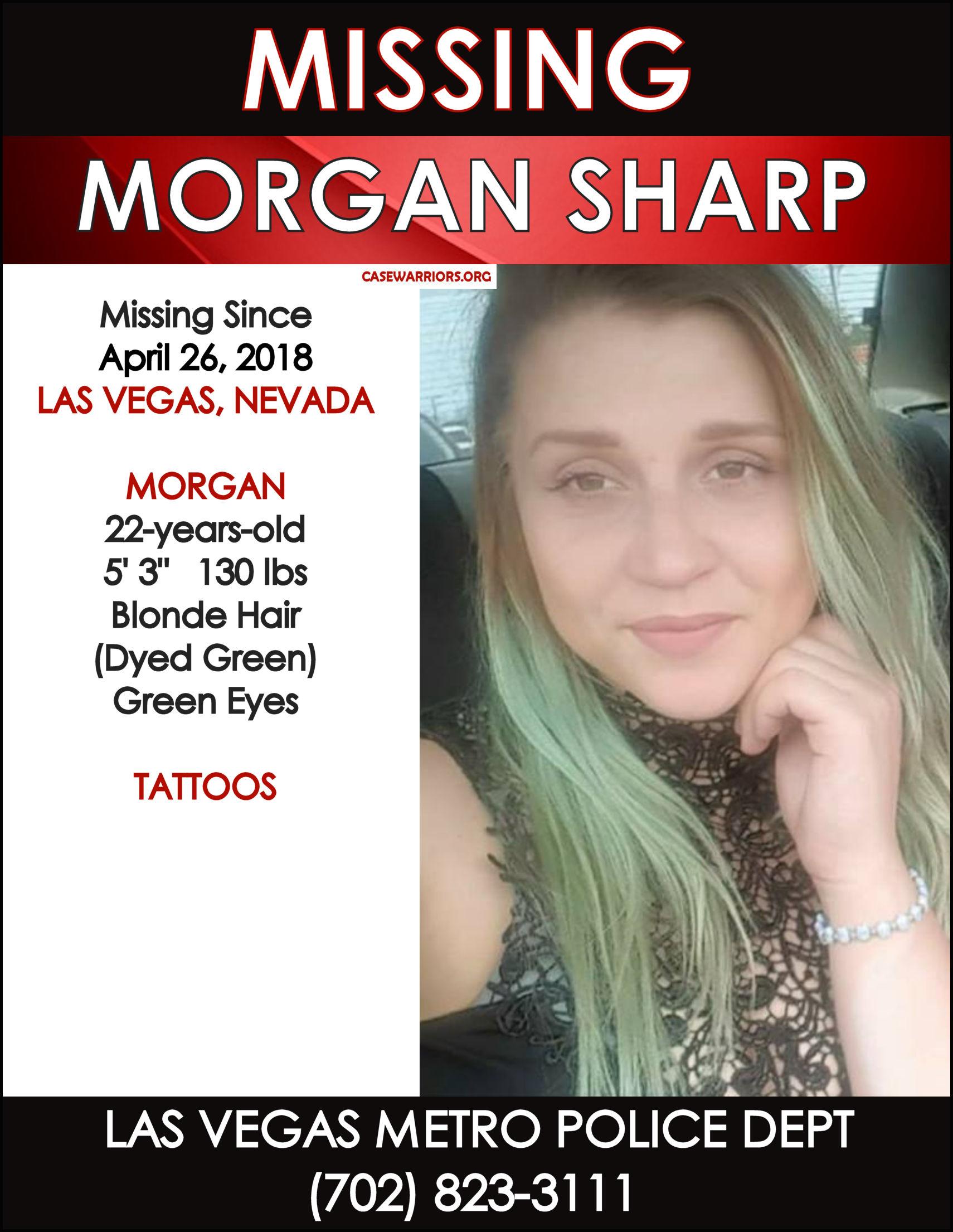 MORGAN SHARP