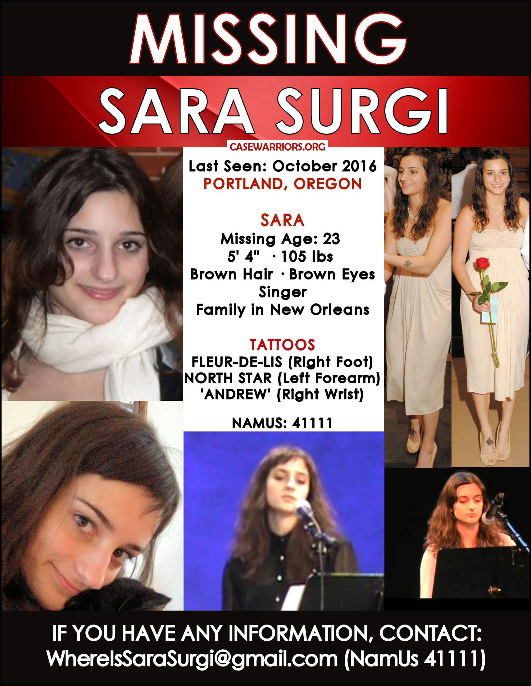 SARA SURGI