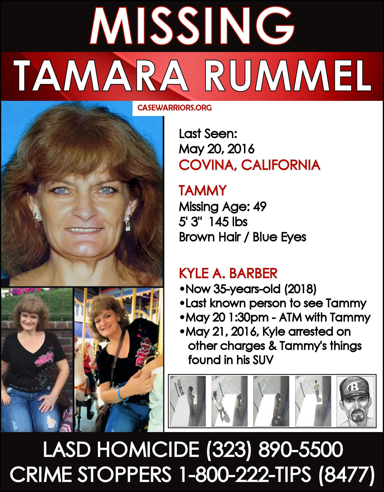 TAMARA RUMMEL