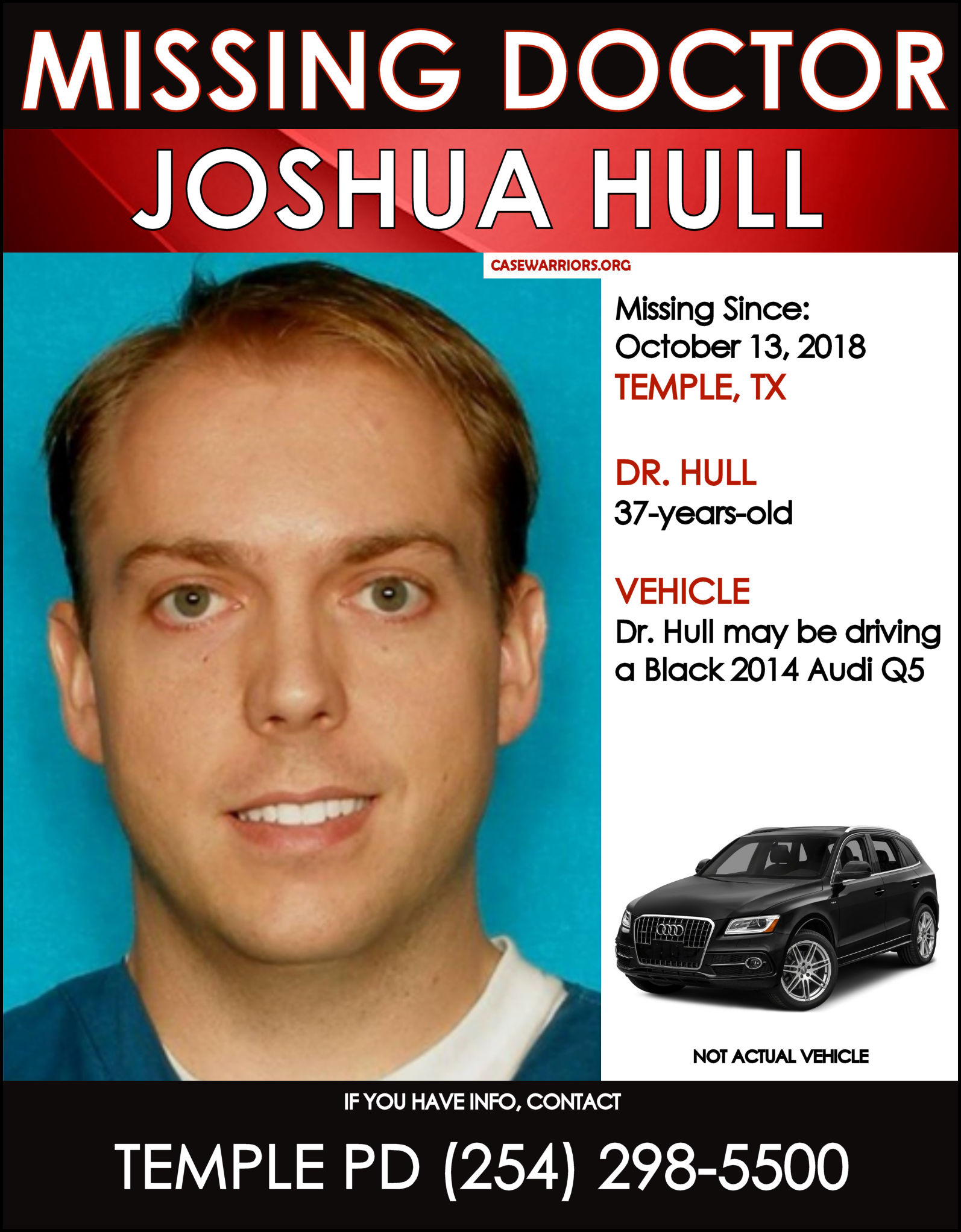 JOSHUA HULL