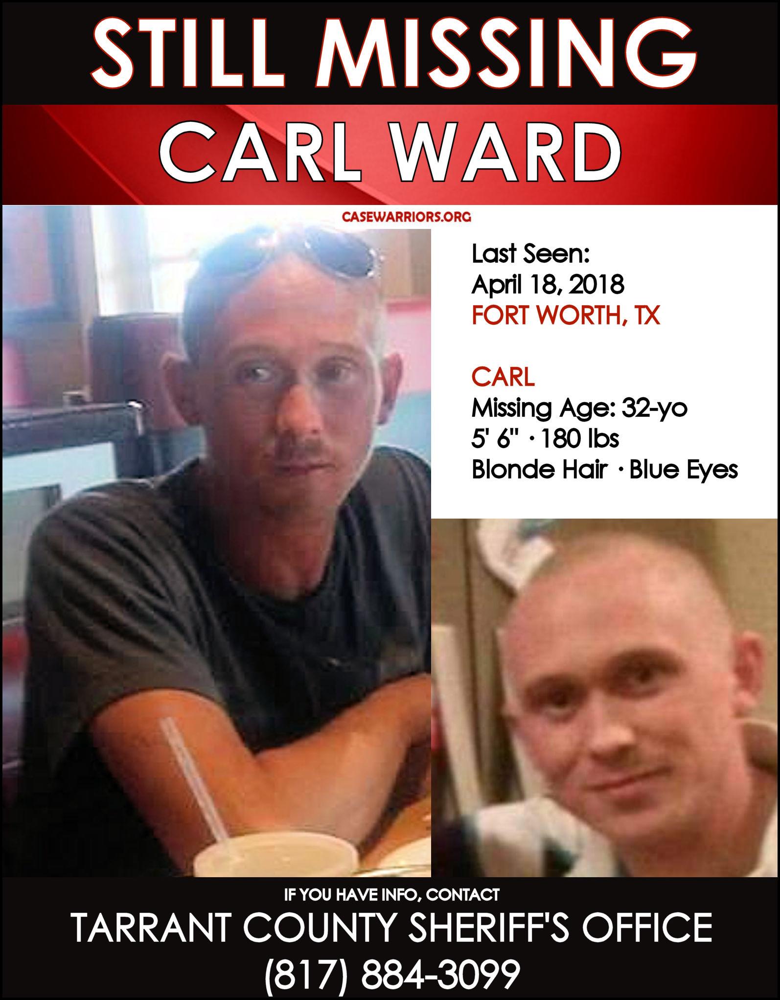 CARL WARD