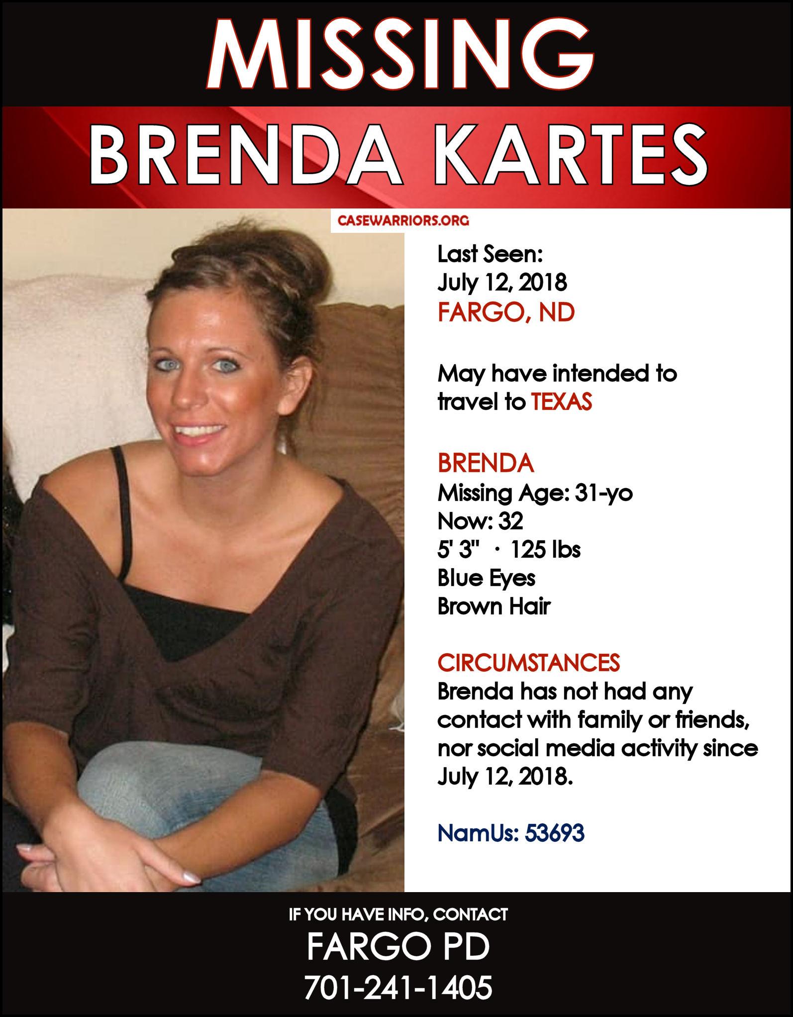 BRENDA KARTES
