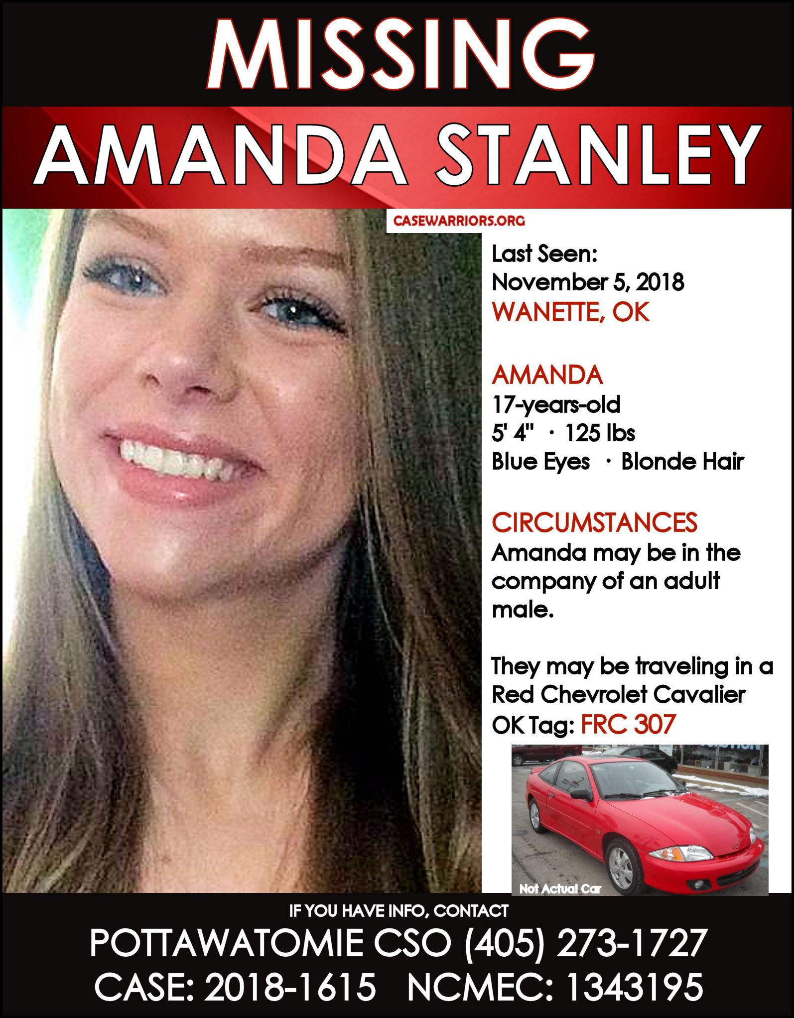 AMANDA STANLEY