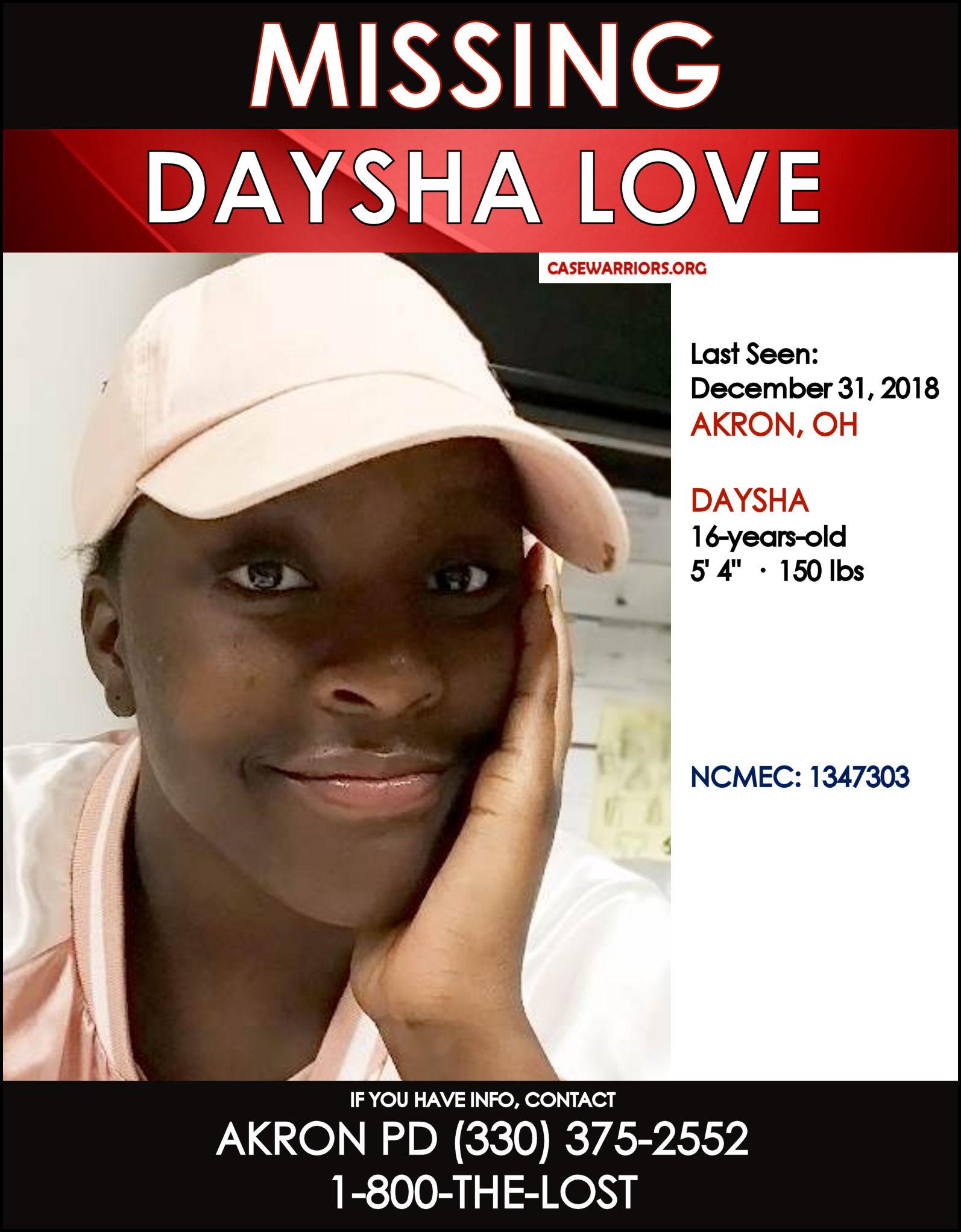 DAYSHA LOVE