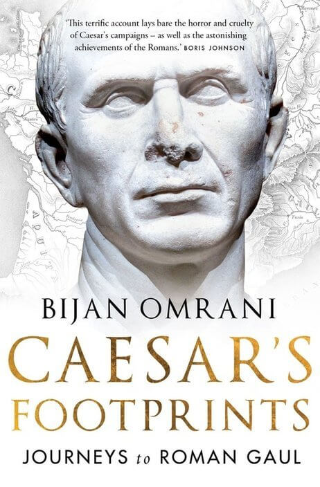 The Book Caesar's Footprint