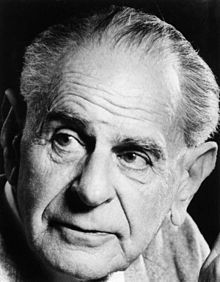 Karl Popper - extremely reasonable guy