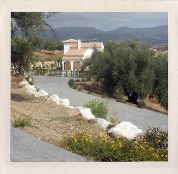 driveway construction in malaga province