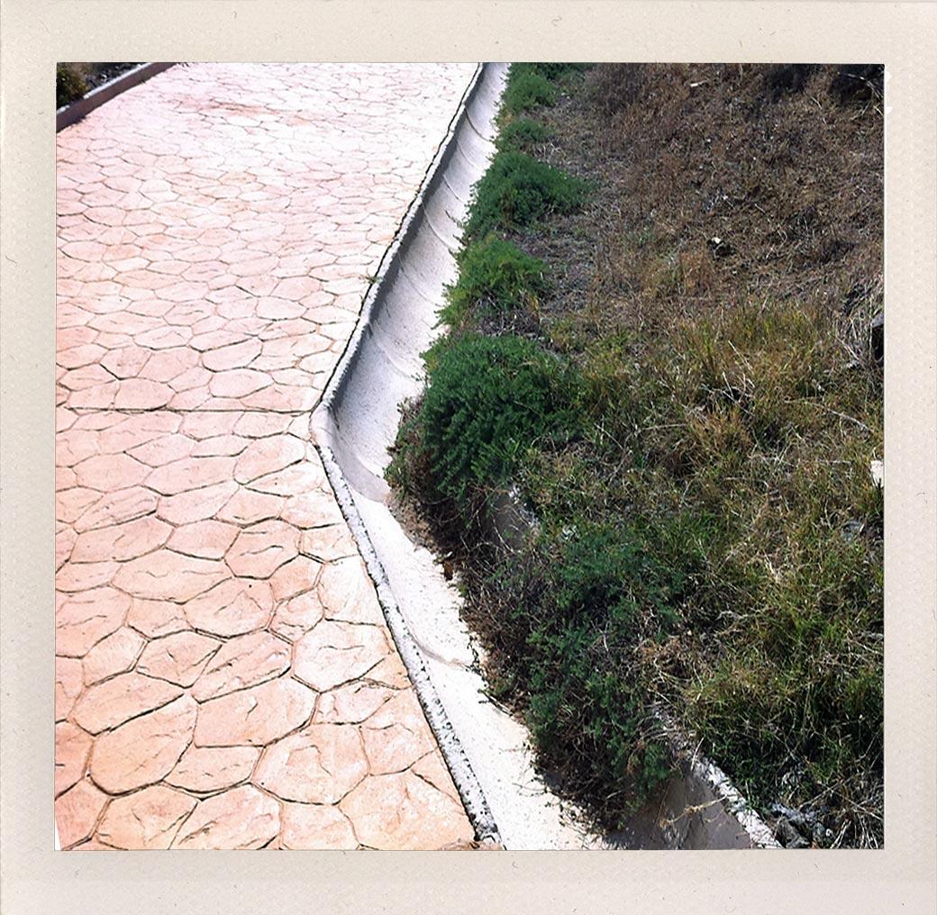 Land drainage in Malaga
