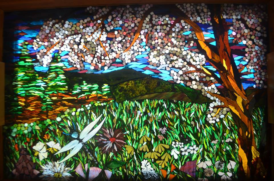 Check out more work by the Marvelous Mosaics Studio at  https://www.facebook.com/MarvelousMosaic/