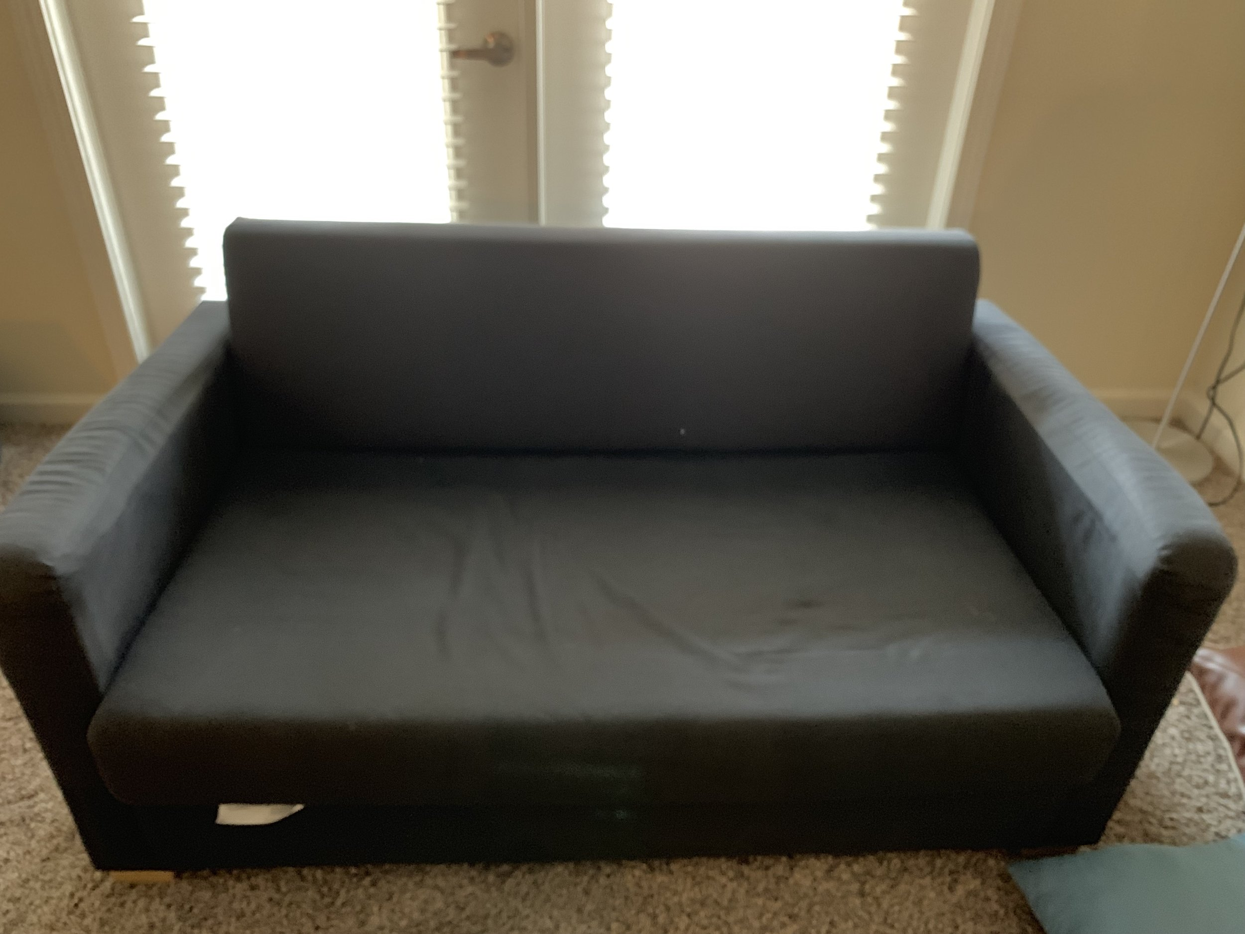 Couch $30 - Lauren Tinnell