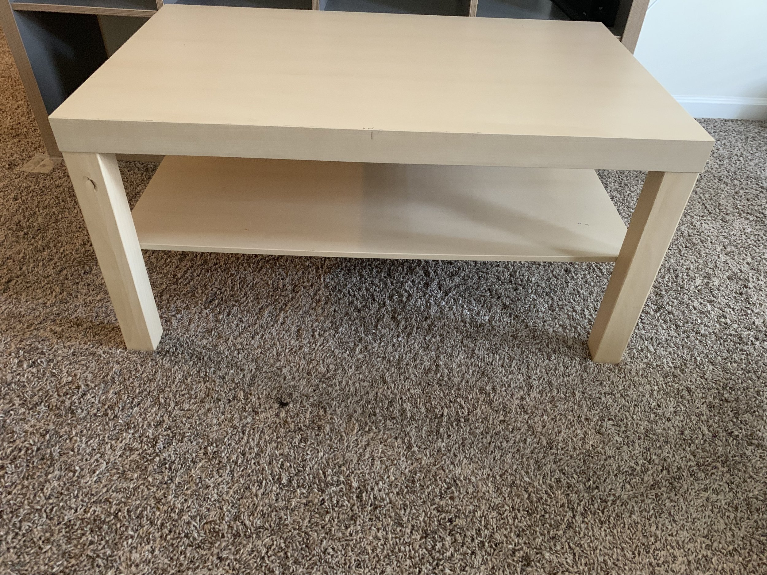 Coffee Table 1 - $15
