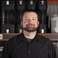 Evan Gaspar  Sales - Production Manager