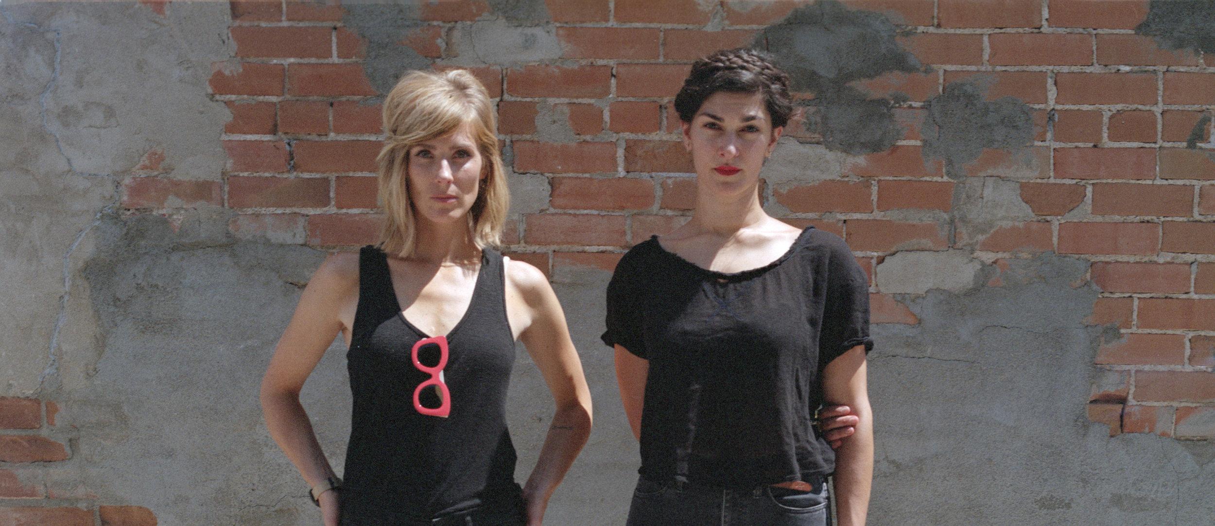 Founding designers Sara Seal and Saiya Koclanes