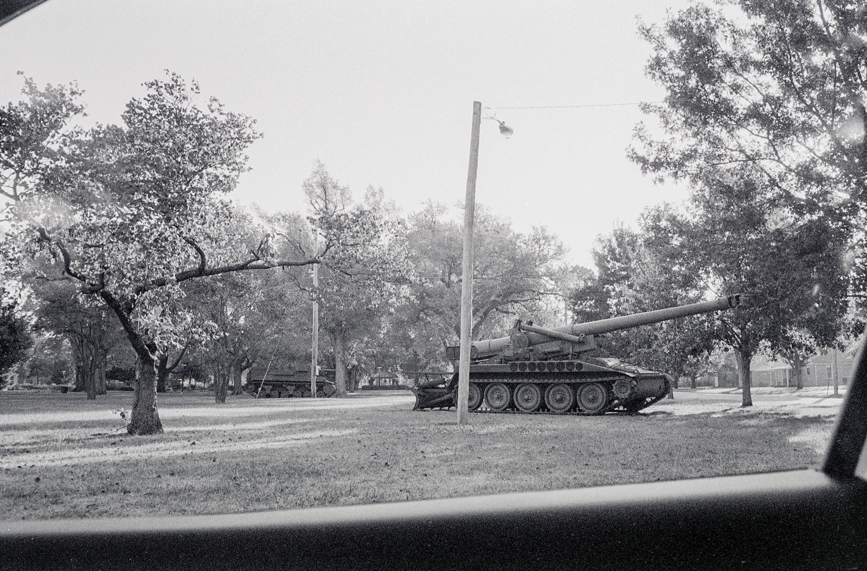 Eisenhower Park, Abilene, Kansas Gelatin silver print, 4 x 6 in From the book 13 Presidents Published by  Slimvolume  (2016)