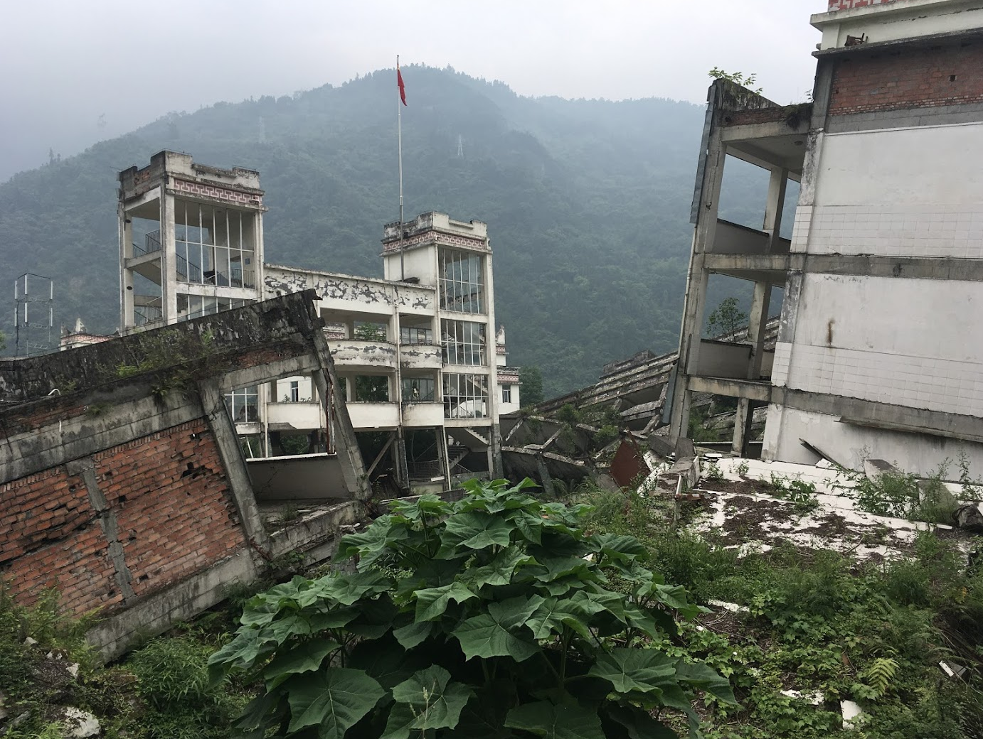 Sichuan Earthquake Museum