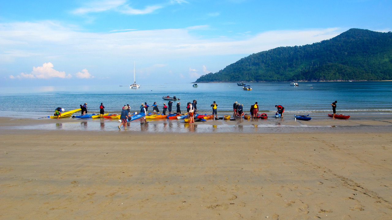Outdoor Education Instructors (Malaysia)