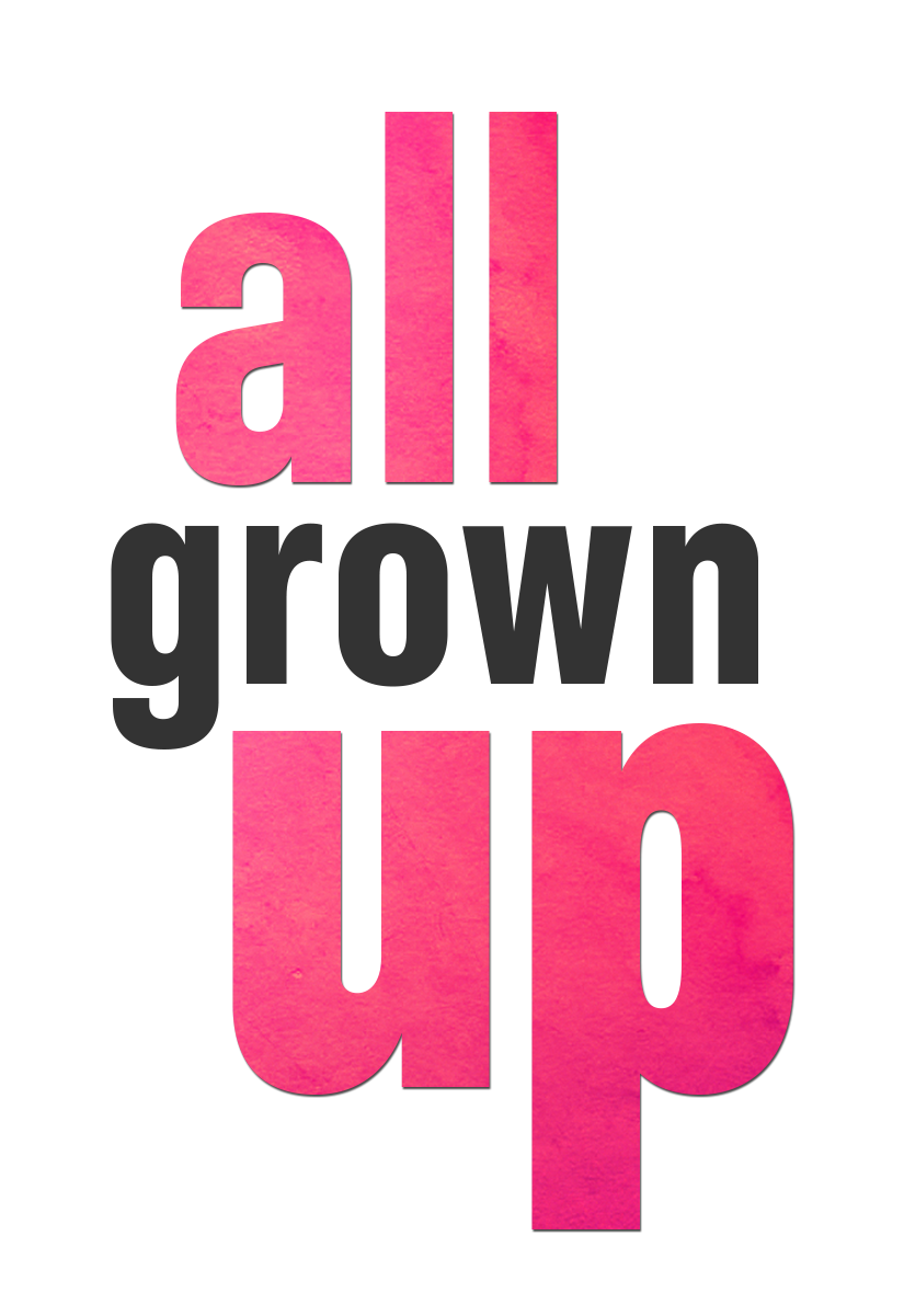 All Grown Up Title.png