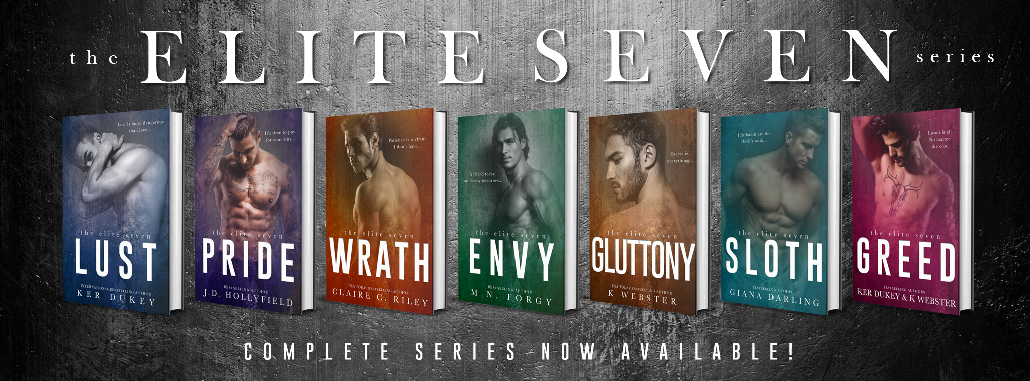 The Elite Series NOW AVAILABLE.jpg