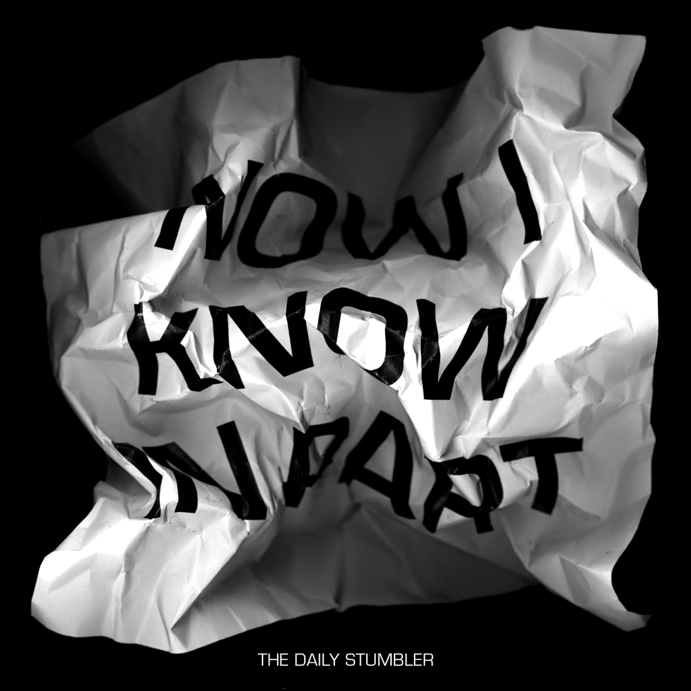"© Now I Know In Part, 2018. All songs written and performed by The Daily Stumbler. Available digitally in all common stores. Recorded and mixed by Timo Keller at Studio vom Dach. Mastered by Rob Viso. Additional musicians on this EP: Andreas Schelker (all drums), David Hasler (solo guitar on ""Death Song""), Christian Winiker (solo guitar on ""Red State Blue State Love"") and Despina Corazza (additional vocals on ""Red State Blue State Love""). Artwork by Tim Frei. This EP is dedicated to Chantal.   Stream / Buy   Download   Tracklist: Red State Blue State Love (4:21) Santa Fe (3:41) Death Song (5:21) Son Of Abraham (5:29) Daily Stumblerz (4:06)"