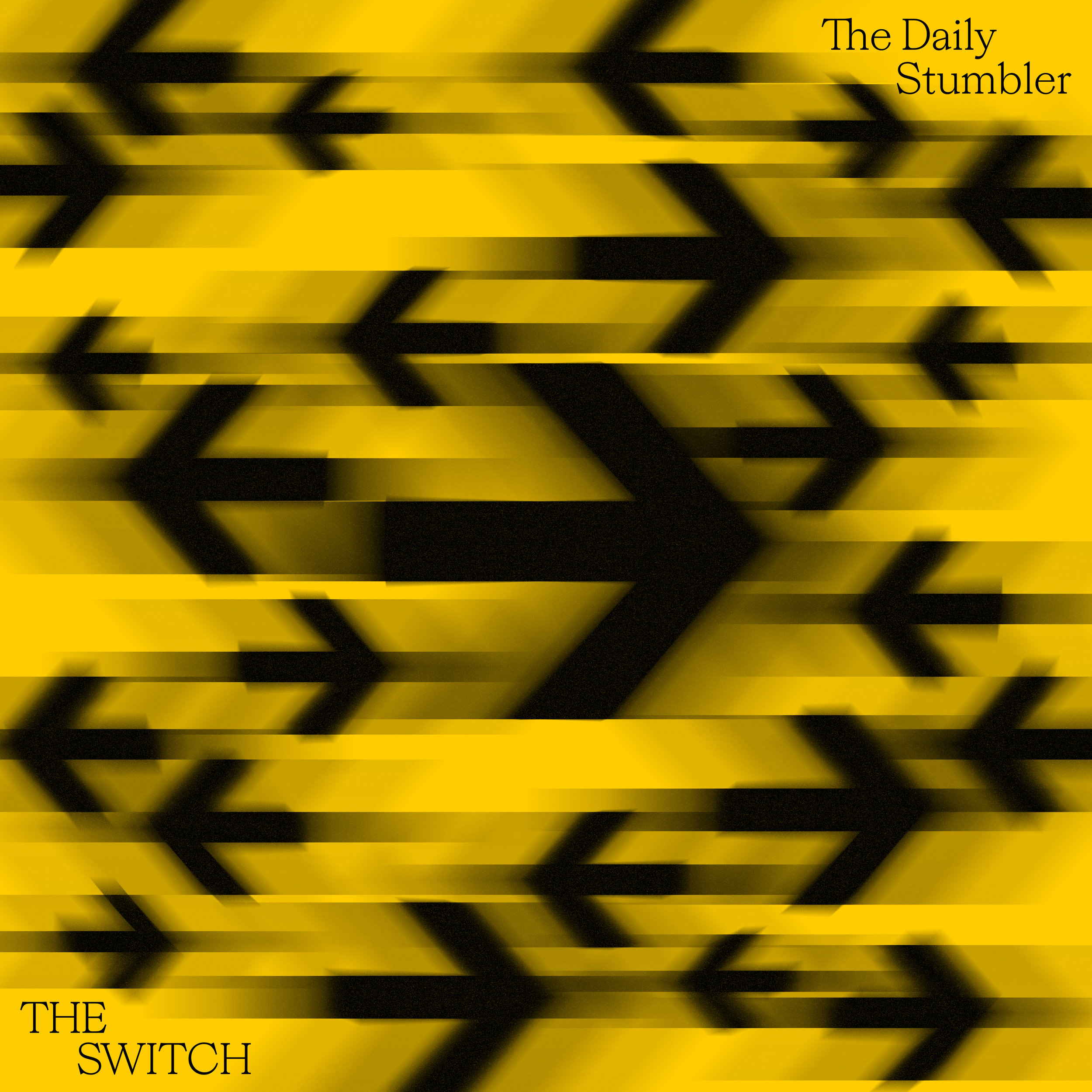 © The Switch, 2019. All songs written by The Daily Stumbler. Available digitally in all common stores. Produced by The Daily Stumbler and Dave Demuth. Recorded by Dave Demuth at Klangstelle, Steinmaur. Mixed and mastered by Oli Bösch at Studio U3, Bern. Performing musicians on this EP: David Buntschu (vocals, acoustic and electric guitar, keys), Andreas Schelker (drums, percussion), Dave Demuth (bass), David Hasler (guitar), Lukas Blattner (keys, percussion) and Pascal Fernandes (flugelhorn, trumpet). Artwork by Tim Frei and Marius Disler. The Daily Stumbler thanks more than 30 funders as well as the City of Lucerne (FUKA-Fonds) and regionalkonferenz kultur region luzern (RKK) for their financial support. Special thanks go to the band, Joël, Petra, Marius, Elia, David, Walter, Brigitte, Timo, Béla, Lukas and Chantal.   Pre-order now   Tracklist:  Bathe In The Sun (3:12) In Your Hands (3:32) Quiet (4:12) Economy (3:23)