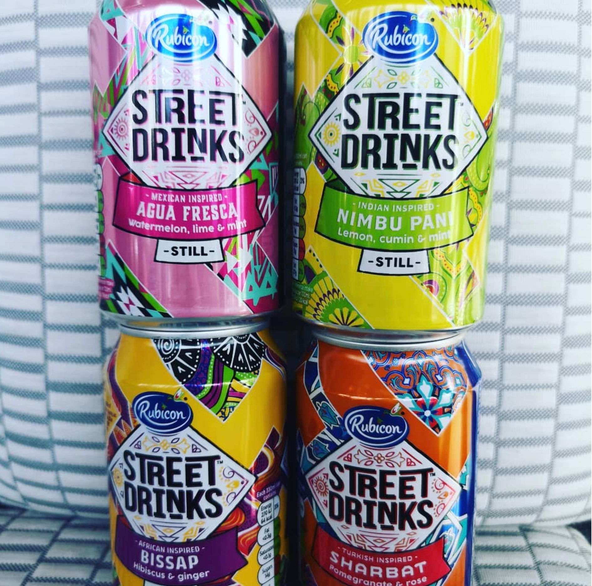 CHILLED DRINKS - We have a range of chilled soft drinks and alcoholic drinks available.