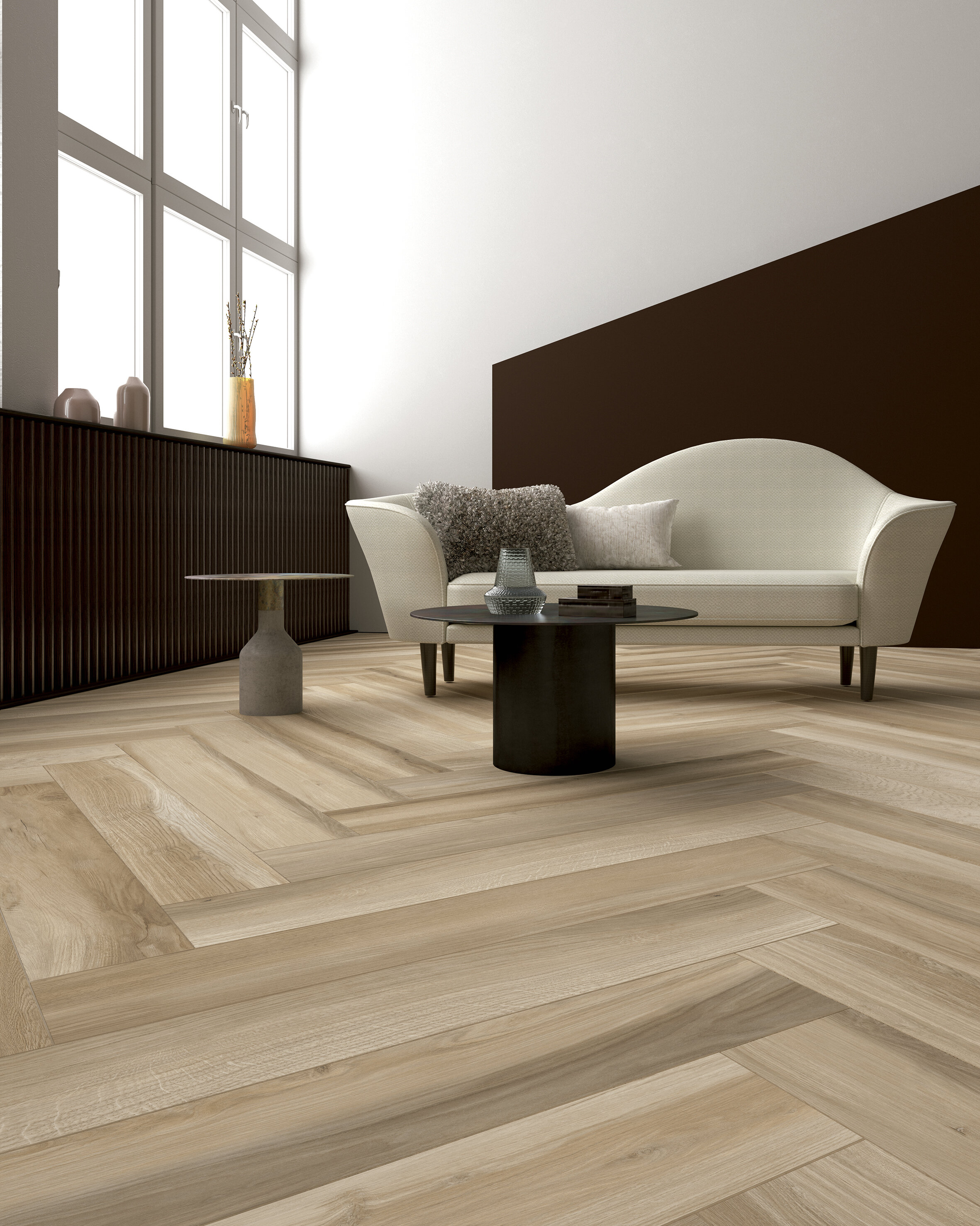 Wooden Padron Flooring And Design Center Tile In Palm