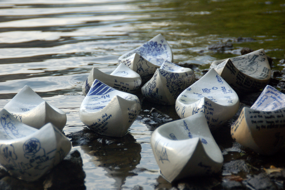 Anna Metcalfe,  Upstream.