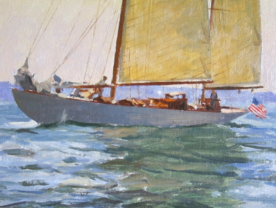 David Bareford,  Sumurun  (Detail)
