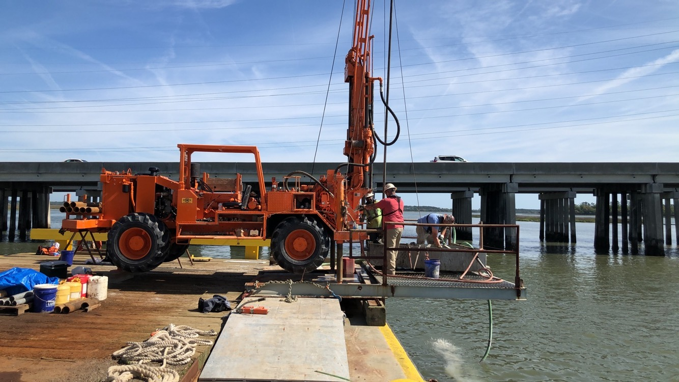 Conducting the Geotechnical Investigation
