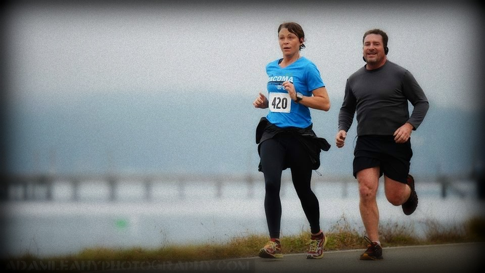 the faces behind run amok racing - Chalmers and Ginger Johnson