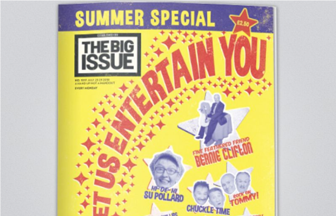 The Big Issue -