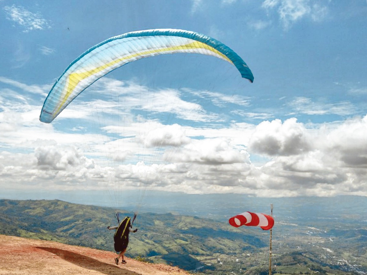 Los Indios, Rivas - The best mountain flying in Costa Rica with amazing XC potential