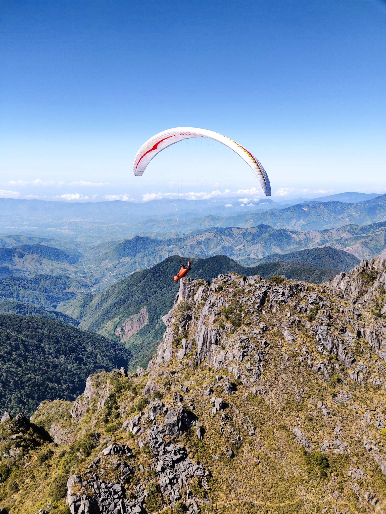 3,400 M: Highest Foot Launch in Costa Rica -