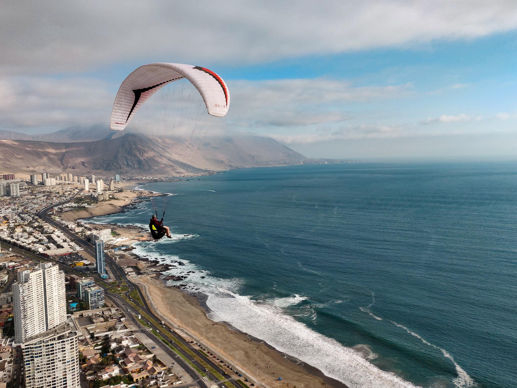Landing: Sea Level -