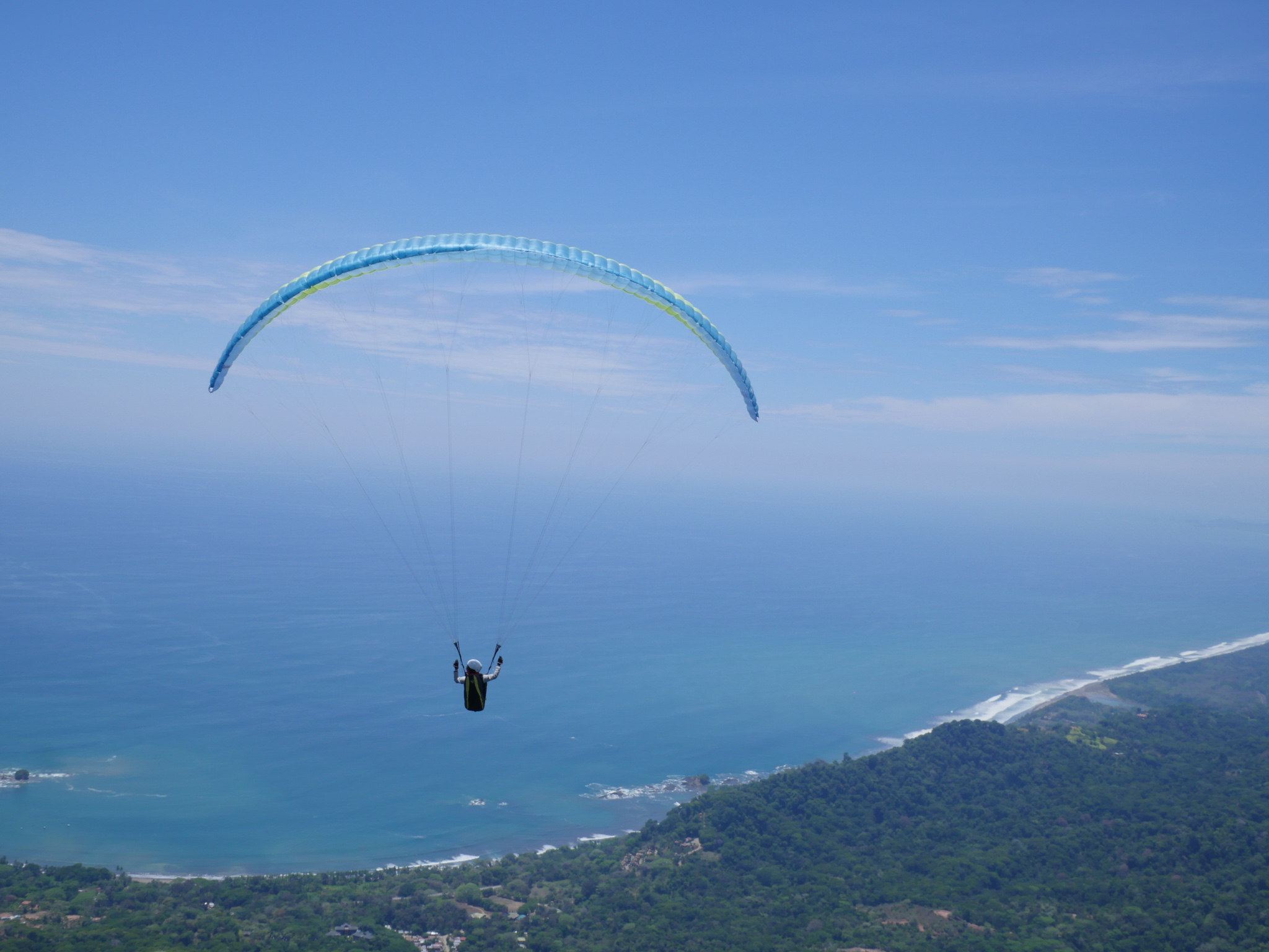 Landing Height: Sea Level -