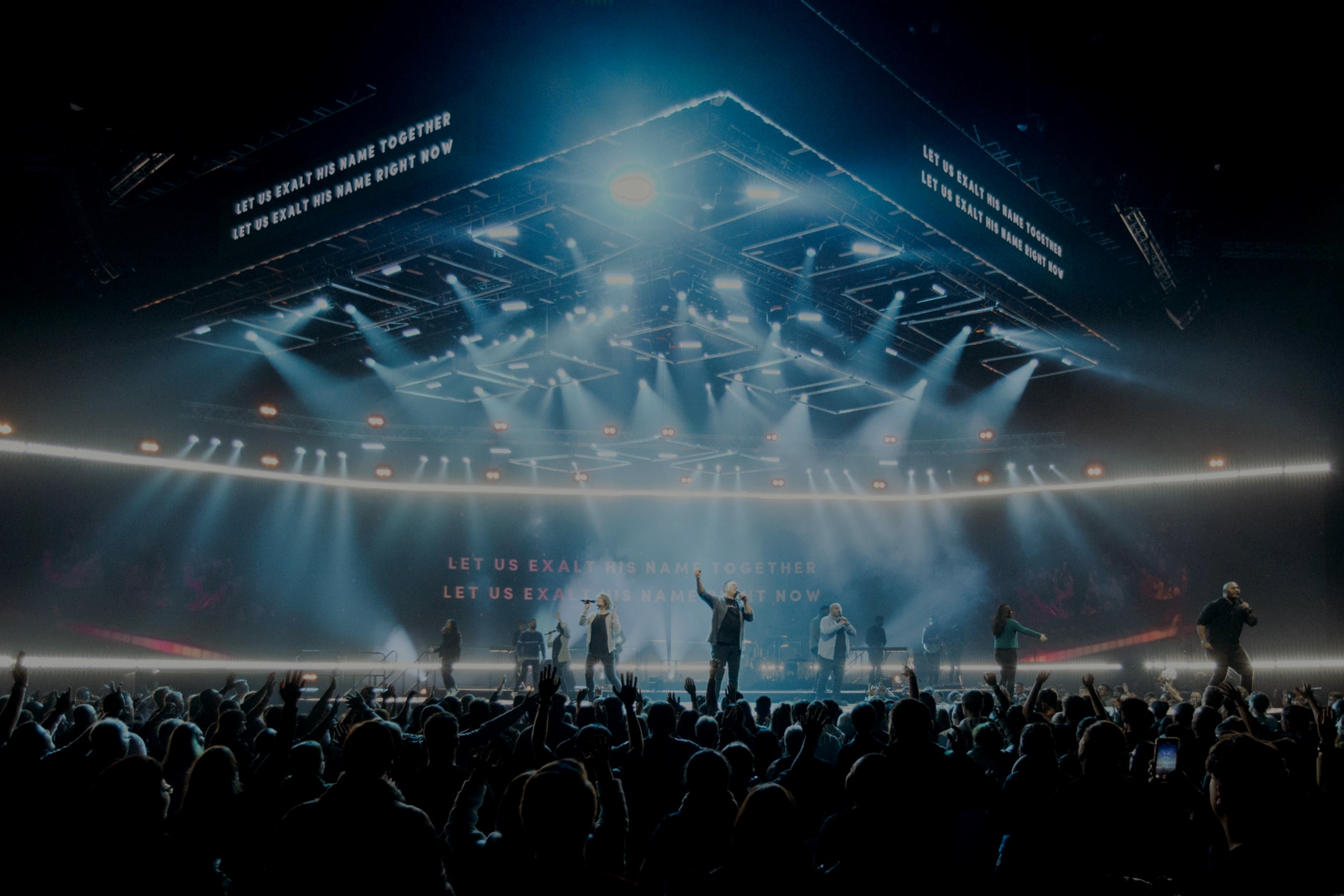 How can we help with your worship? -