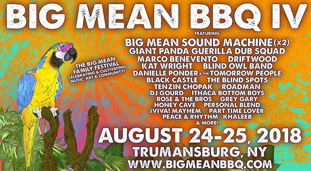 Gary's going to the BBQ.  Are you? Stay tuned for more details.  Get tickets at http://bit.ly/BigMeanBBQIV - - #greygary #bbq #bigmeansoundmachine #trumansburg #ny
