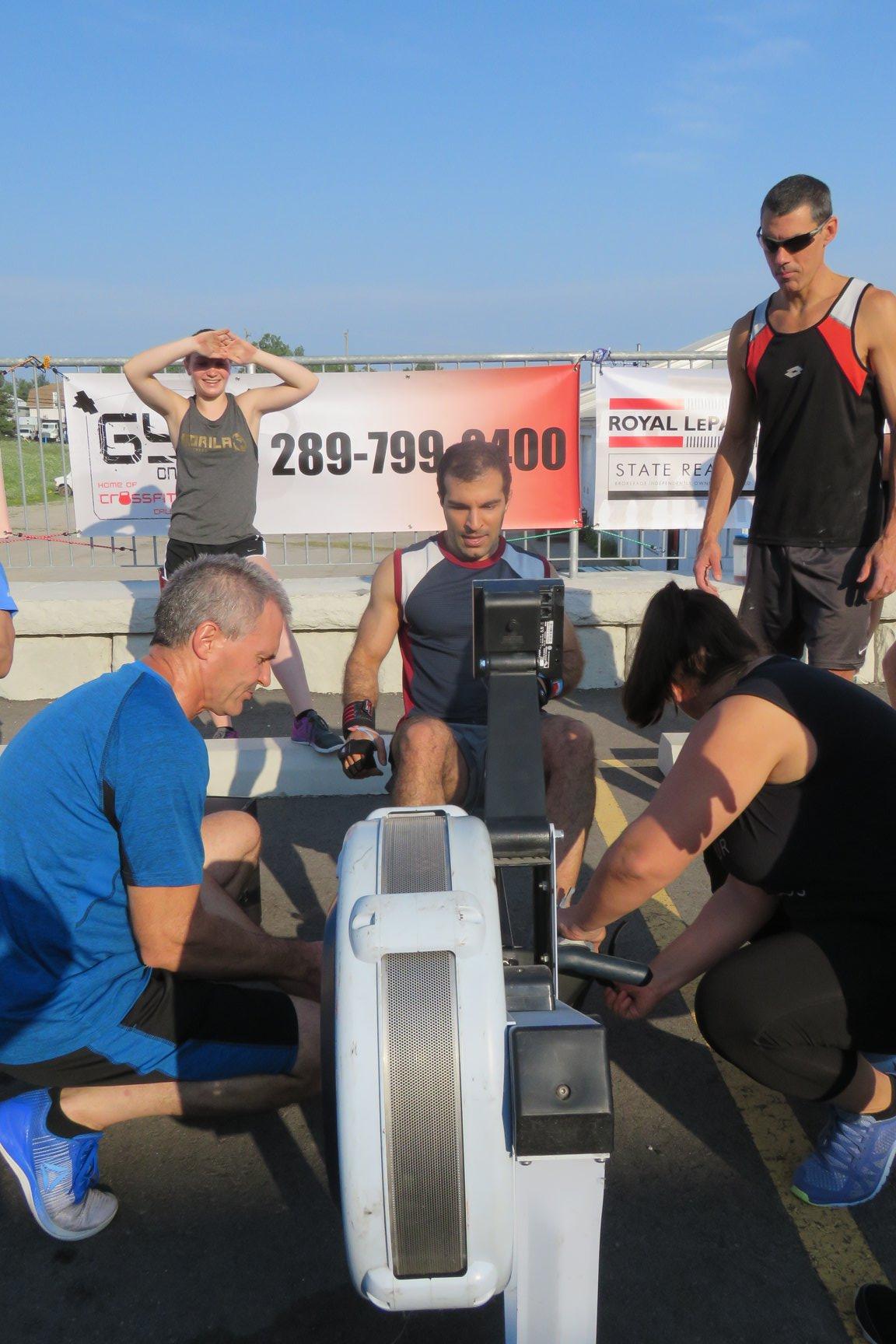 Rowing Marathon