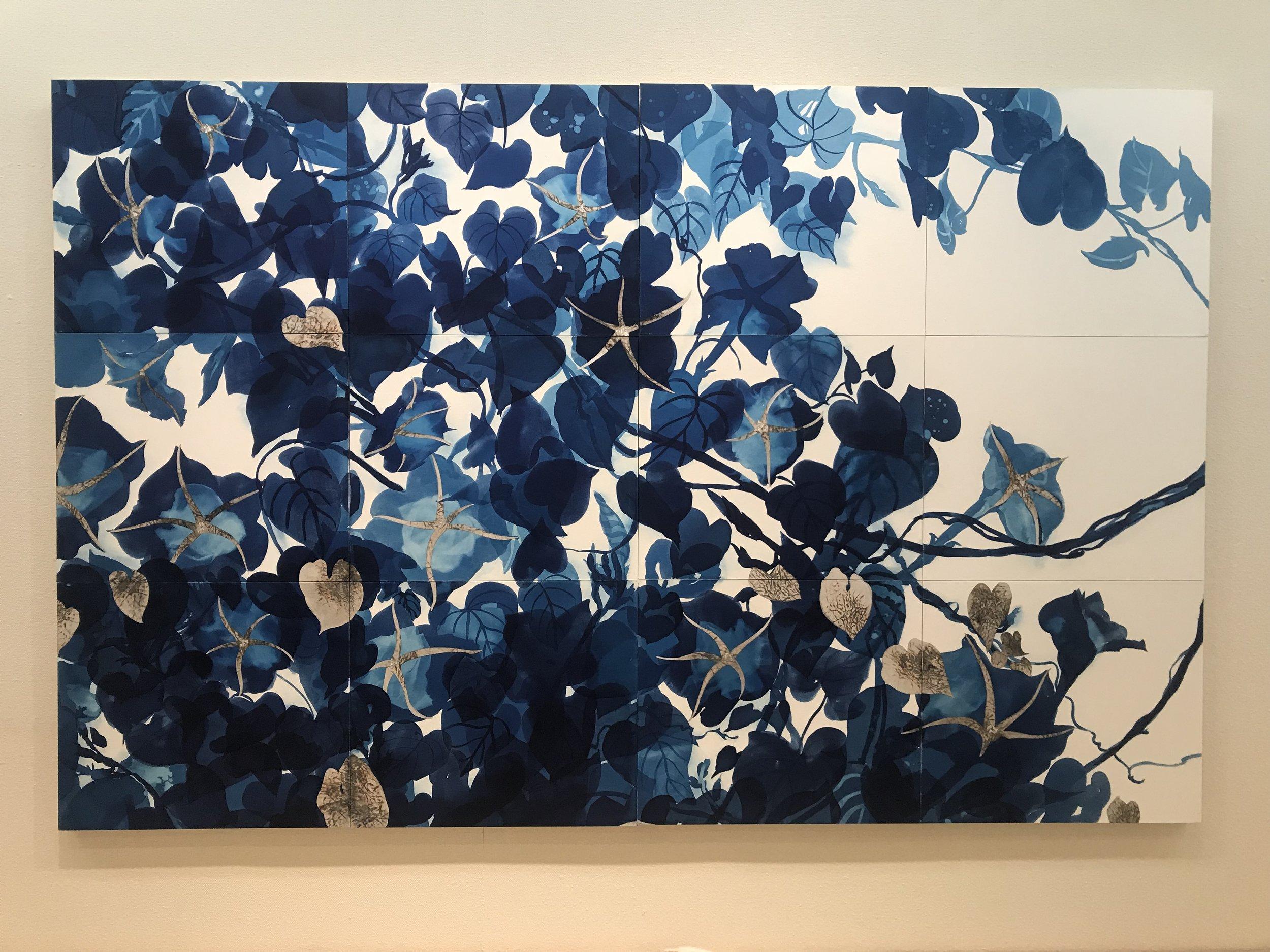 KINOSHITA Meiko, painting
