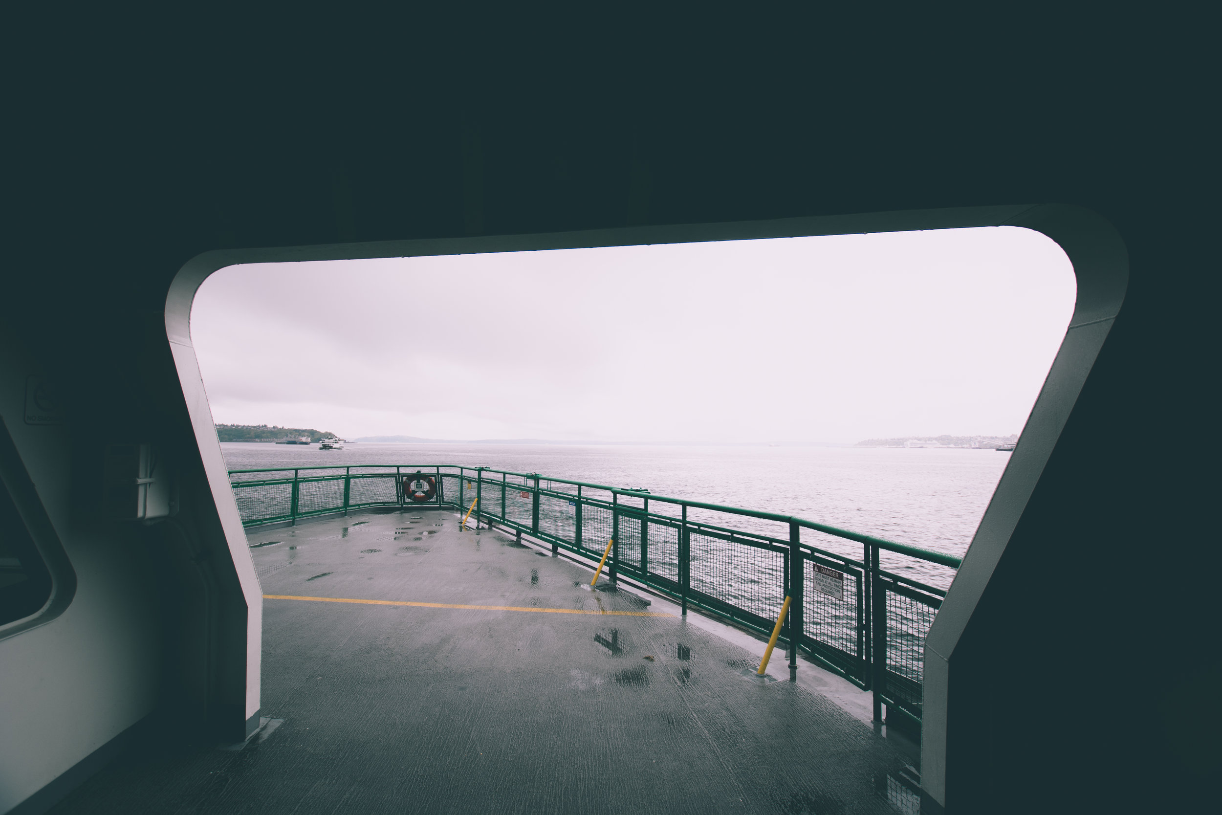 Transportation - Seattle - Bainbridge Ferry